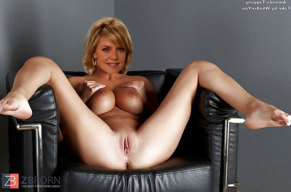 Nackt  Amanda Tapping 41 Hottest