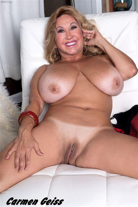 Geis nackt carmen sexy Porn Tube