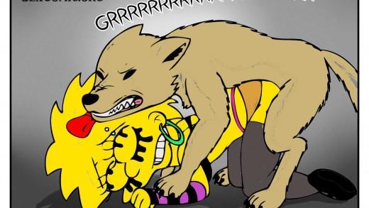 Fickt bart lisa simpson simpson Hentai game: