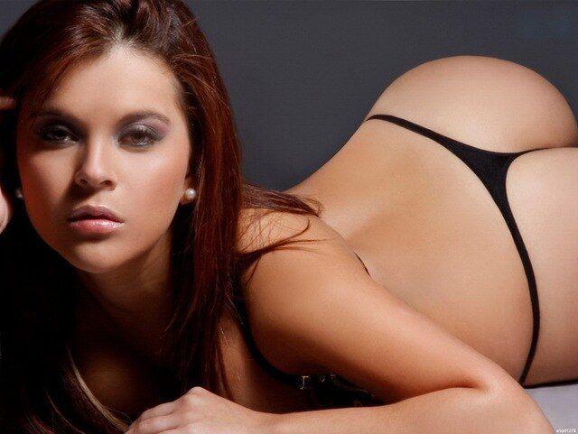 Beautiful butt sexy