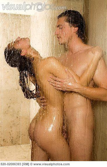 best of A shower naked Couple in