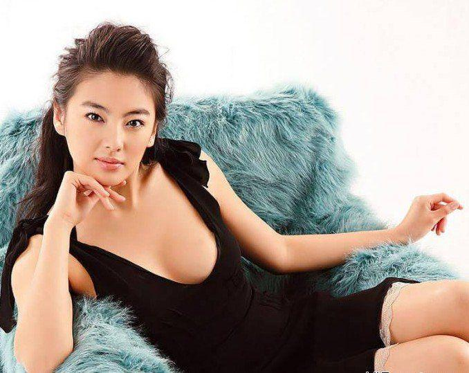 Rum P. recomended Hong kong sexy actress