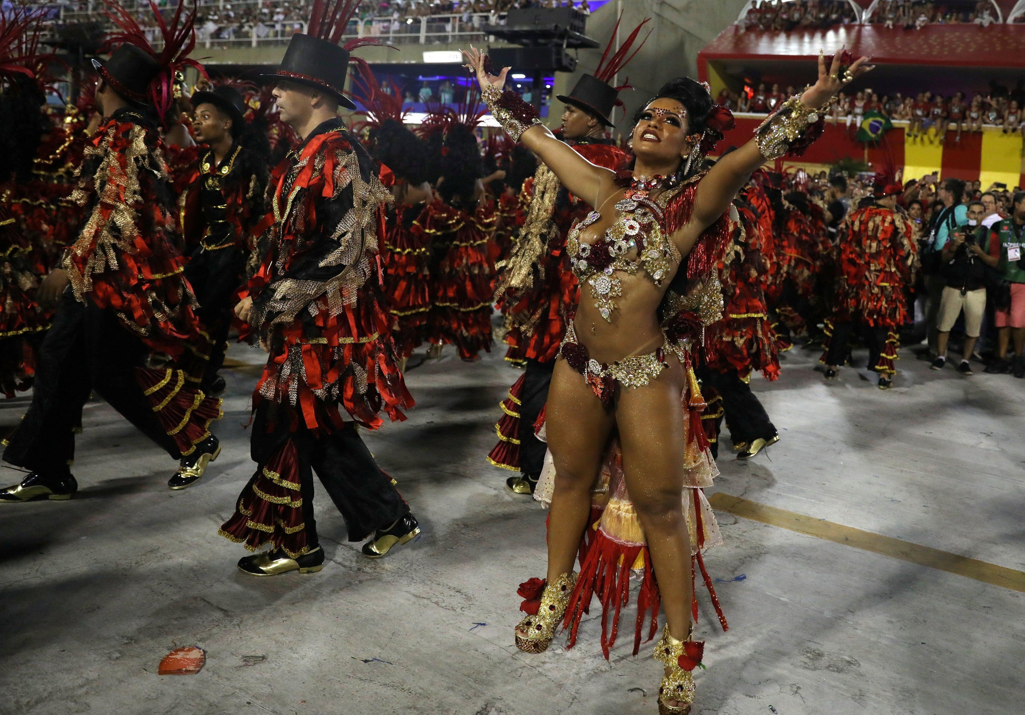 best of Carnival rio girls Black at
