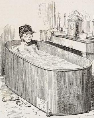 best of Woman in sexy and bathtub Man