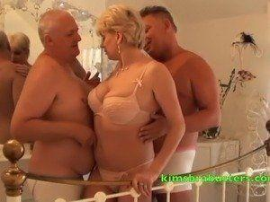 Swinger wife first party videos