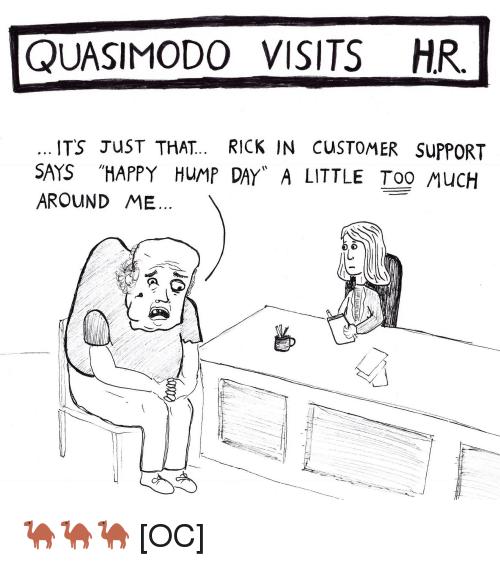 best of Funny Quasimodo
