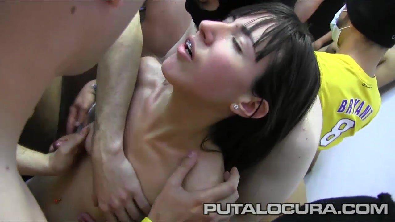 Interracial amuater sex