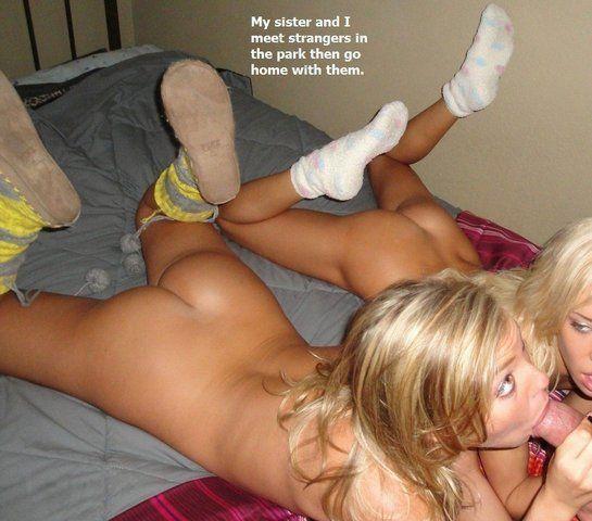 best of Slut sisters Hot