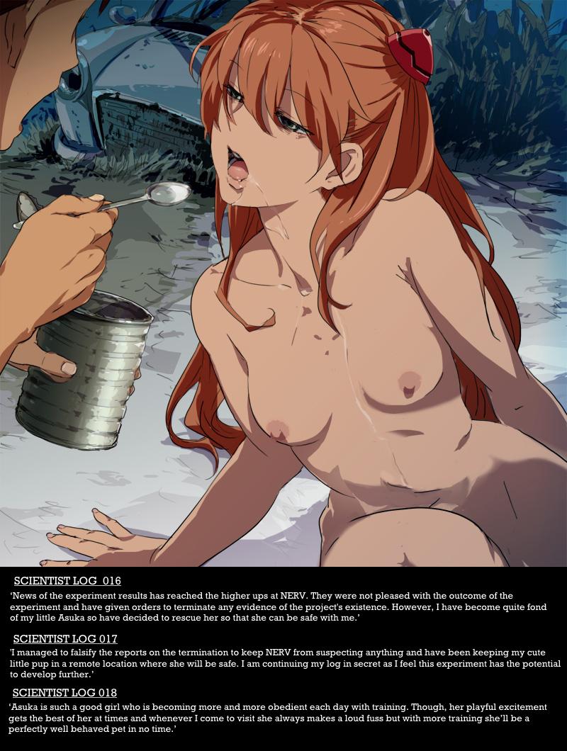 Asuka langley soryu nackt