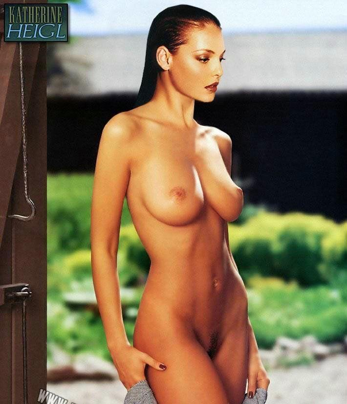 Heigl nackt katharine Katherine Heigl