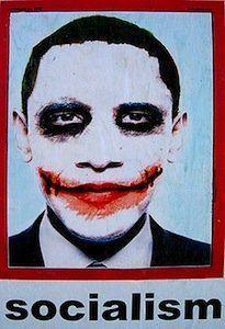 Ladybug reccomend Joker obama face