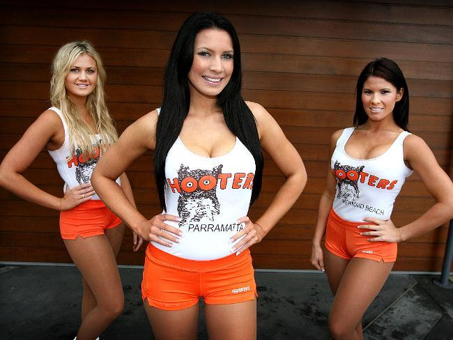 best of Women for Hooters costumes