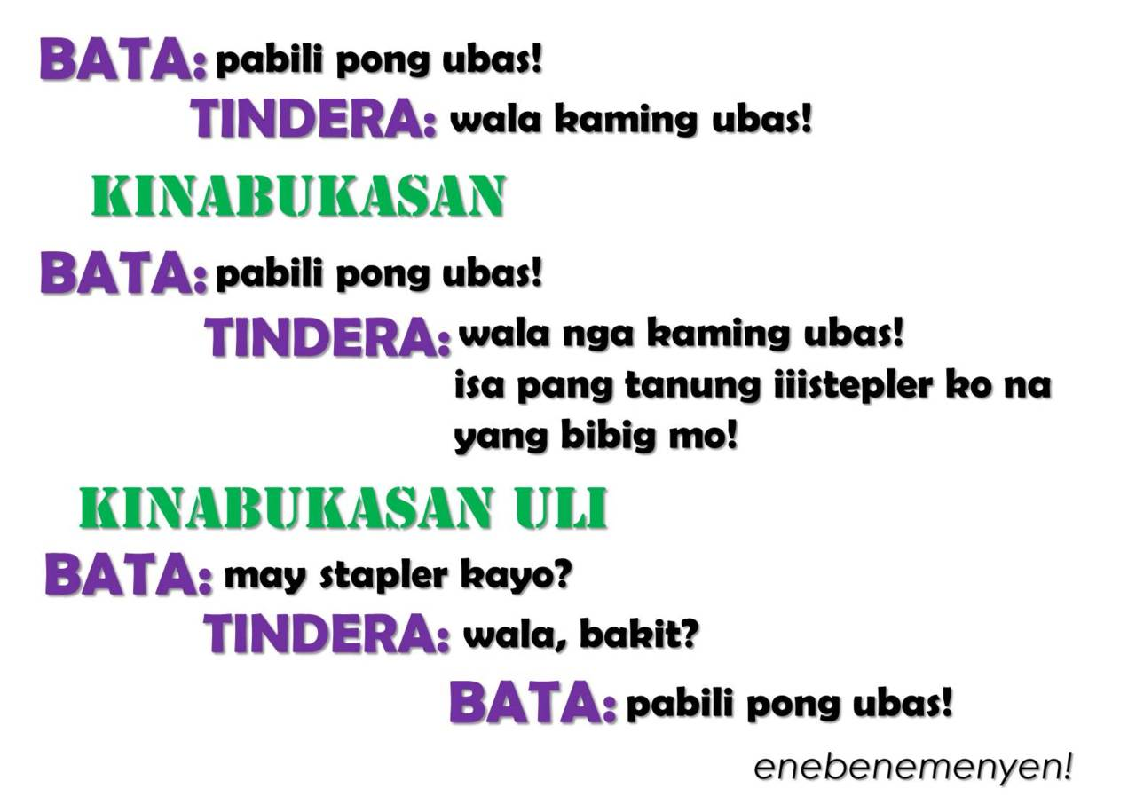Pinoy best jokes tagalog