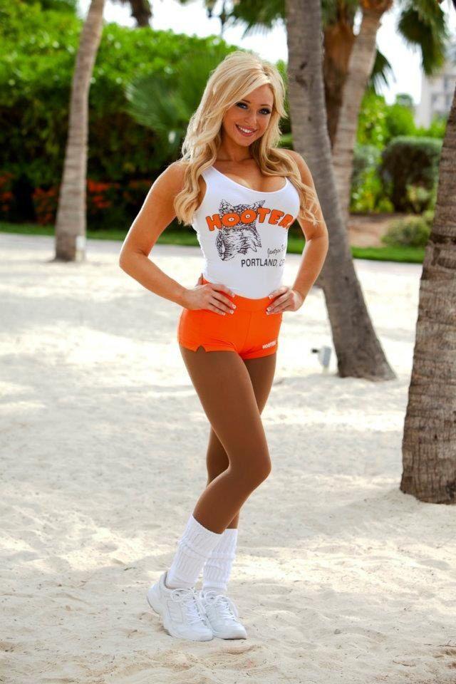 Gear B. reccomend Hooters costumes for women