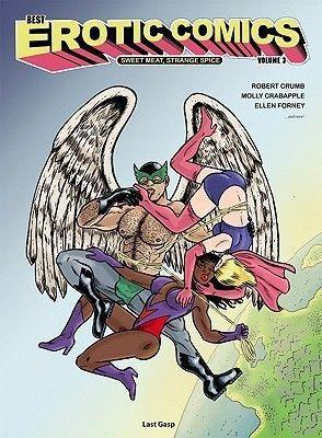 Hot C. reccomend Erotic superhero comics