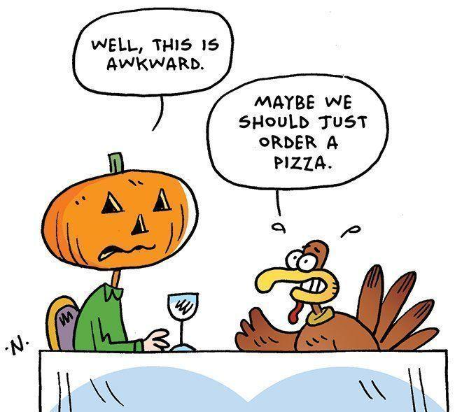 Spike reccomend Funny turkey riddles