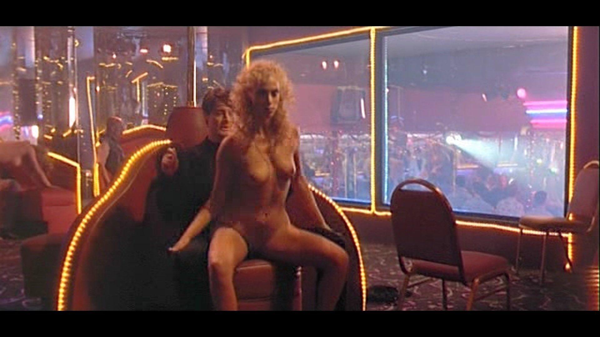 Elizabeth berkley naked clips