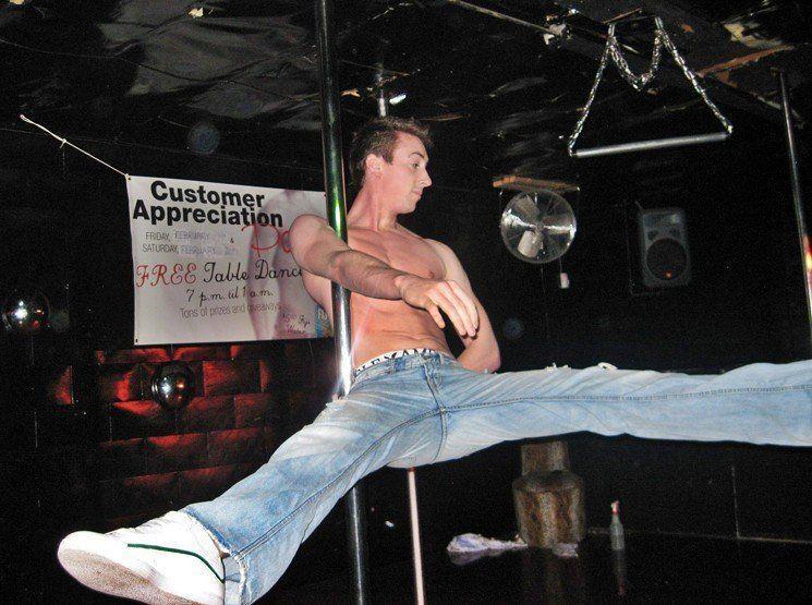 Cajun club strip clubs