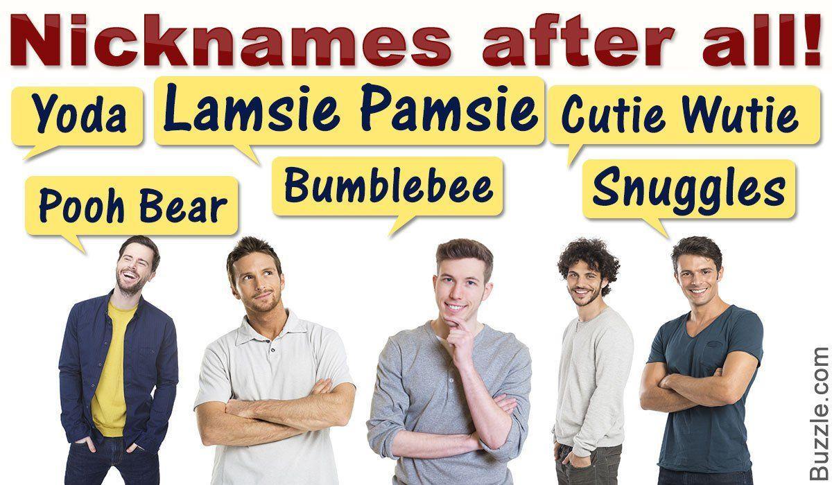 Guppy reccomend Funny lame nicknames