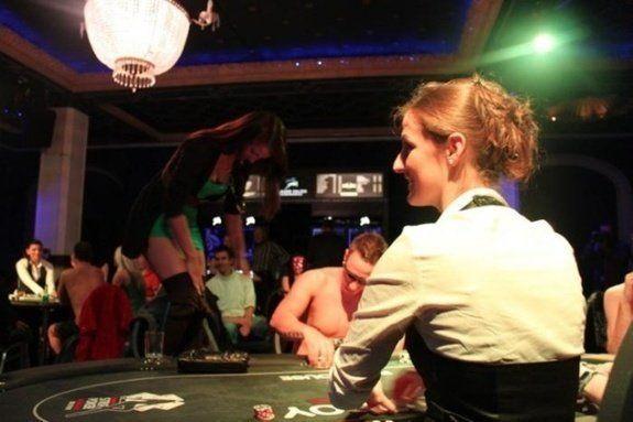 Germany strip poker