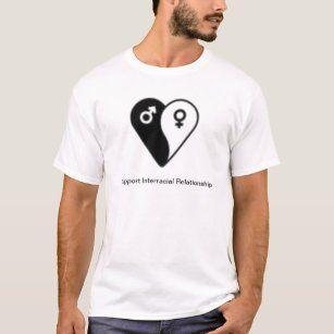 Interracial t shirt