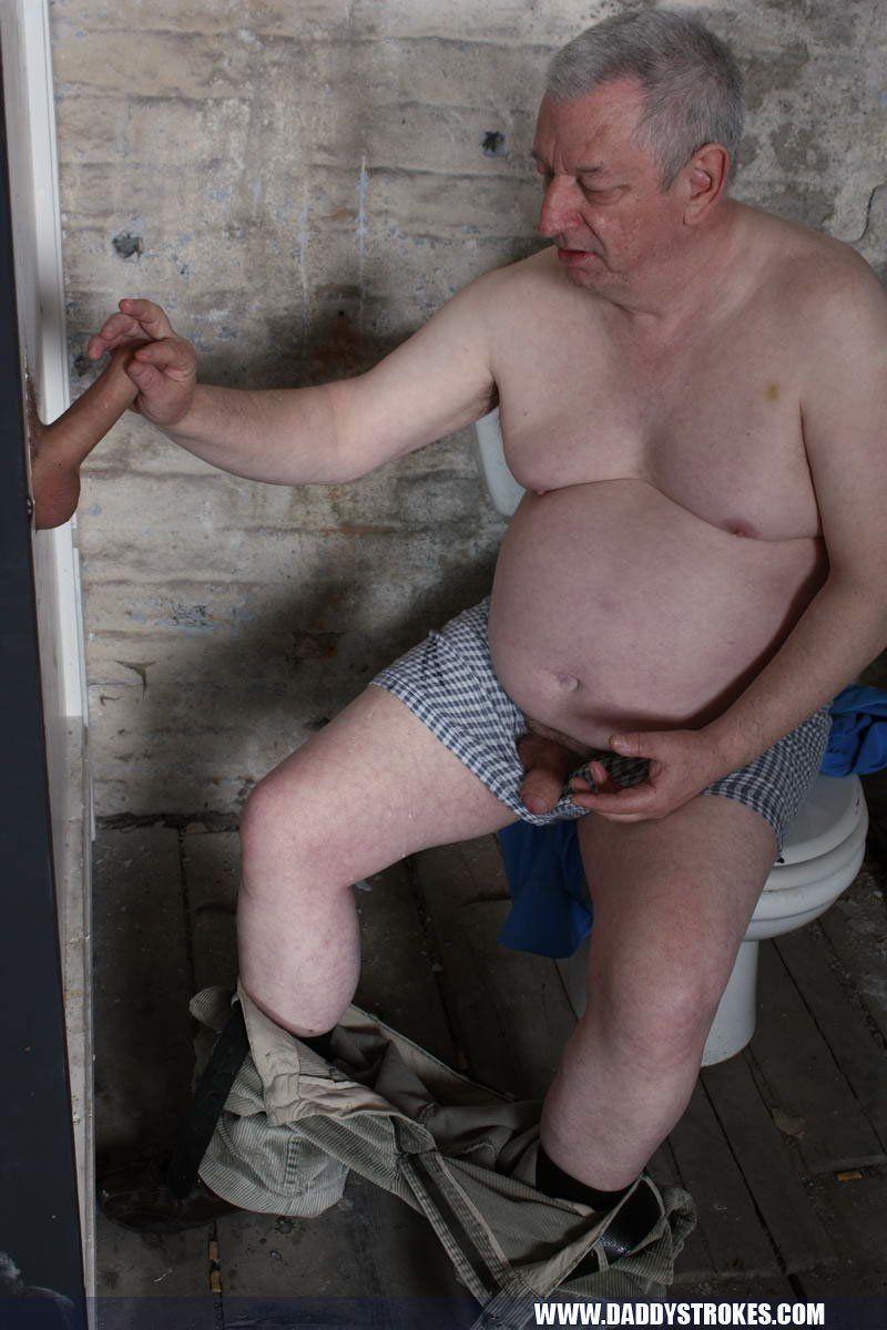 Old man nude Old men